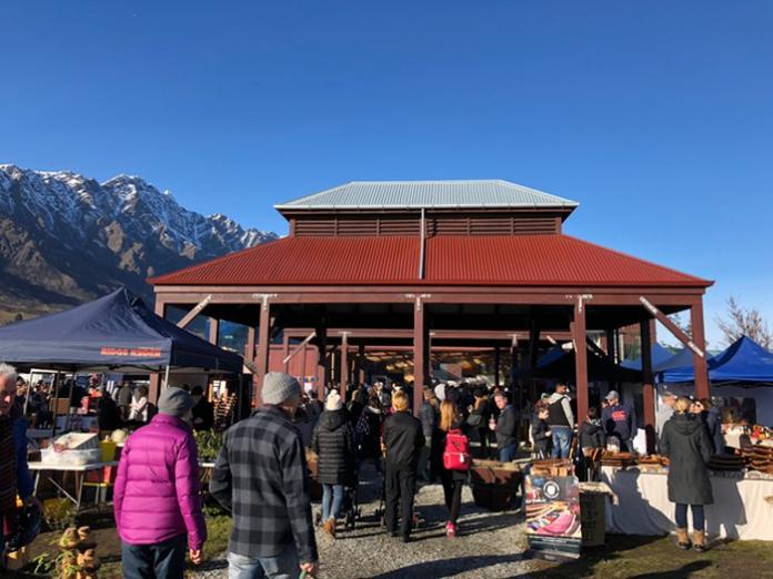 The Remarkables Markets Queenstown. We thank them for use of this image.