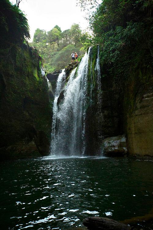 Kaiwhakauka Falls - pic courtesy Visitruapehu.com