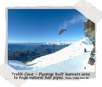 Ski Treble Cone with Haka Tours