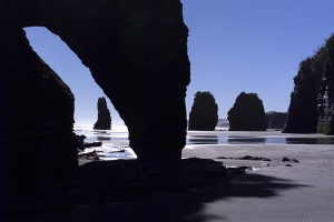 Picture of Elephant Rock - courtesy Rob Tucker