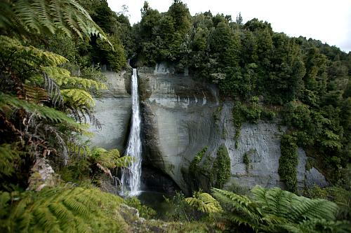 Mount Damper Falls - pic courtesy Rob Tucker