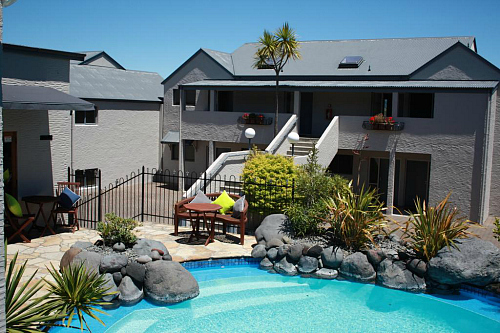 Baycrest Lodge Taupo