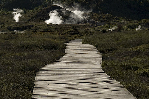 Steam vents at Craters of The Moon - we thank them for use of the image