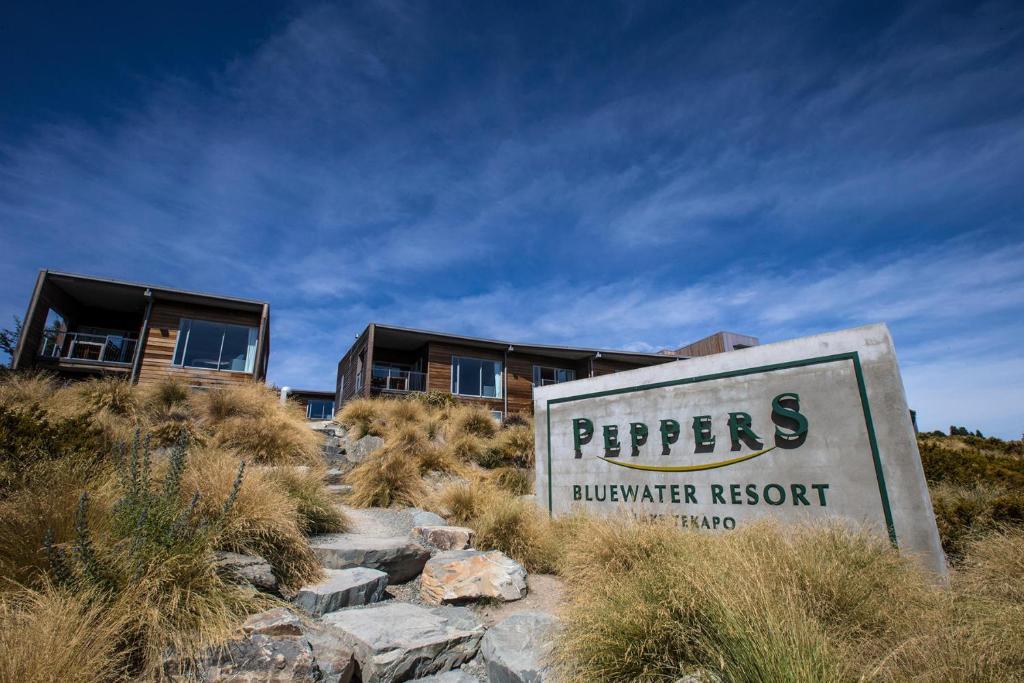 Peppers Bluewater Resort Tekapo