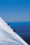 Vertical fun at Mt Ruapeh