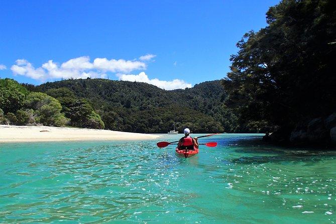 Hire a kayak in the Abel Tasman