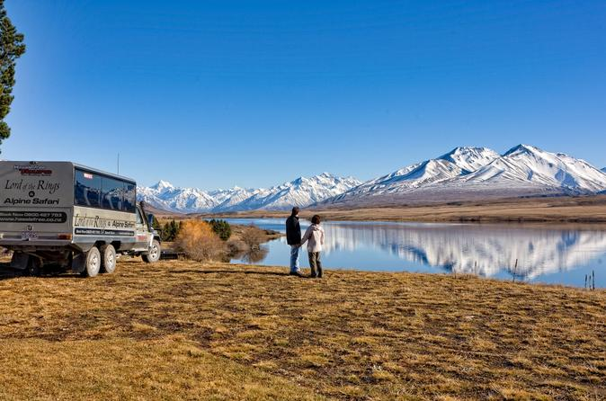 Journey to Edoras from Christchurch