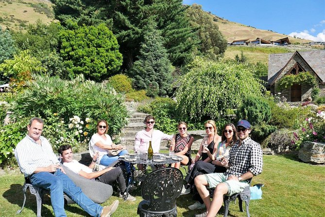 Queenstown afternoon boutique winery tour