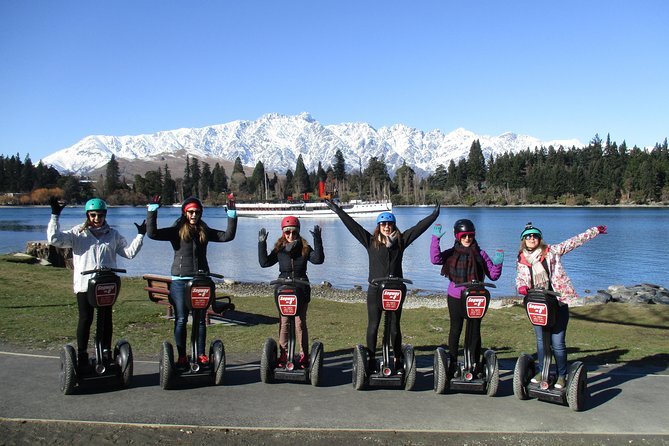 Guided Segway Tour Queenstown