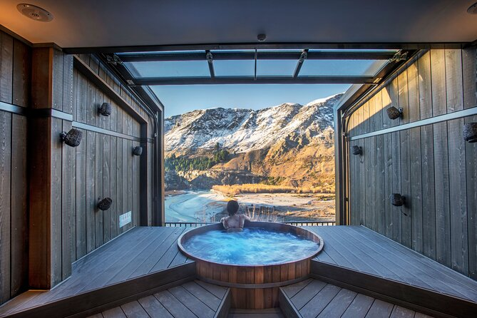 Relax at the Onsen Retreat and Day Spa Queenstown