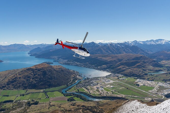 Pilots Choice Scenic Flight from Queenstown