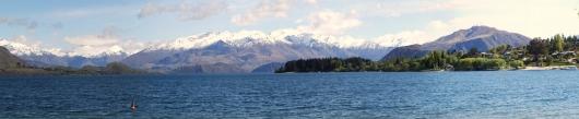 Lake Wanaka - stunnin
