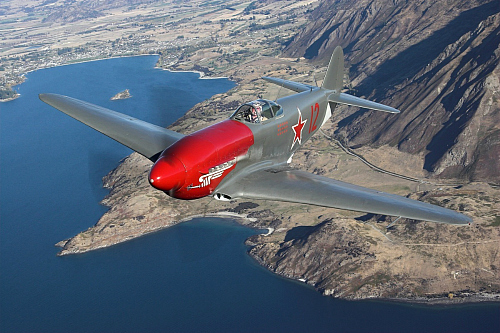 Warbirds Over Wanaka - we thank them for the image