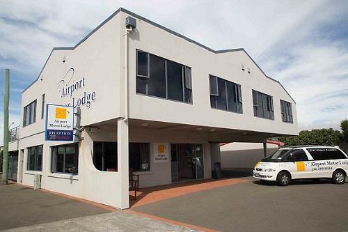 Wellington Airport Motor Lodge