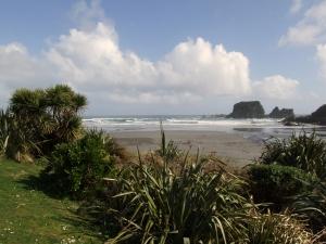 Cape Foulwind on the South Island's West Coast