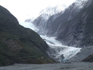 Franz Josef Glacier is a must see.