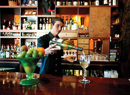 Wine Bar Wellington Courtesy Positively Wellington Tourism