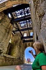 Picture of the Cornish Pumphouse at Waihi - picture courtesy Tourism Coromandel