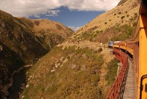 Dunedin's Taieri Gorge Railway Courtesy Taieri Gorge Railway Courtesy Mike Goren