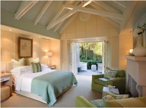 Luxury in Huka Lodge's Alan Pye Cottage
