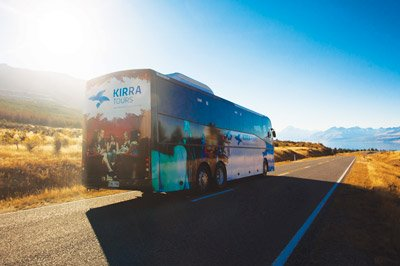 Kirra Tours coach