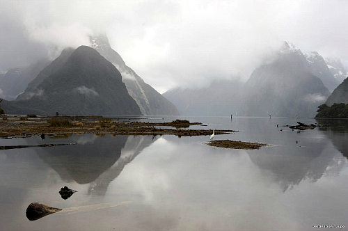 Mystical Milford Sound - courtesy Tourism Holdings
