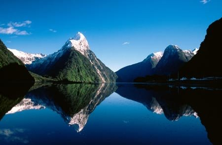 Milford Sound. Have you even seen anything like this?
