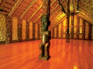 Northland Te Whare Runanga Maori Meeting House Courtesy northlandnz.com