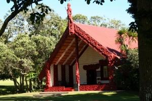 Northland Waitangi Meeting House Courtesy northlandnz.com