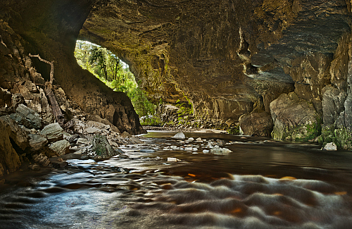 The Oparara arches and caves are a must see. Pic courtesy oparara.co.nz