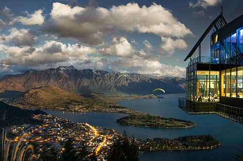 Stunning views from the Skyline Gondola - click to see their range of activities