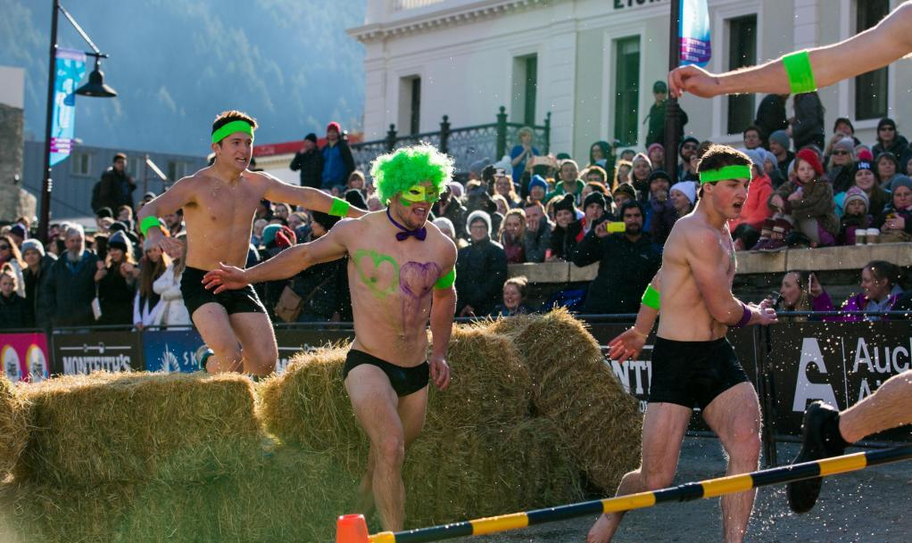 The Queenstown Winter Festival Jucy Undy 500