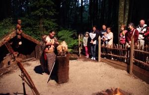 Rotorua Maori Carver Tamaki Heritage Experiences Courtesy Destination Rotorua Tourism