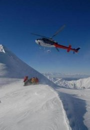 Perfect conditions with Harris Mountain Heli Skiing
