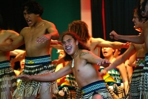 Maori Kapa Haka courtesy Rob Tucker