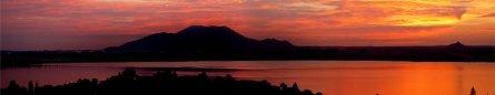 Tauhara sunrise